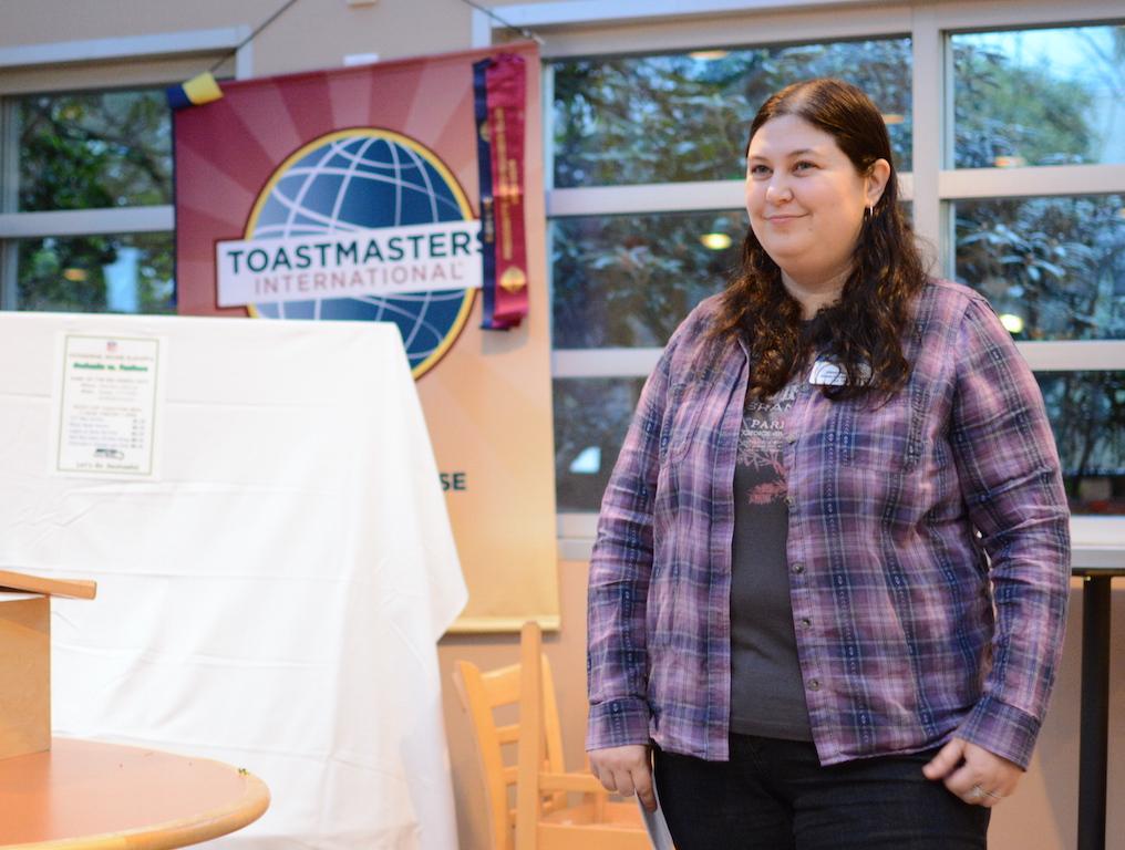 Speech A Thon Seattle Sunrise Toastmasters January 16 Meeting